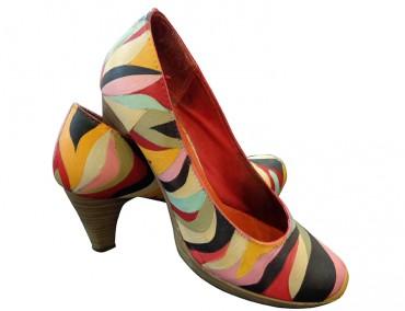 Sur mesure chaussures customisées Juste to be