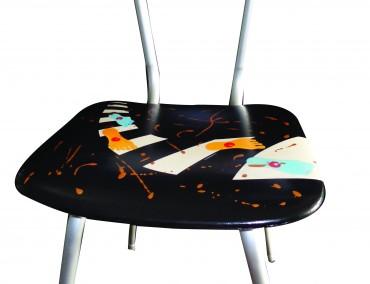 Mobilier design chaise Le chemin