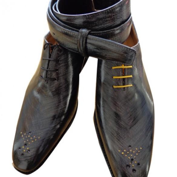 Chaussures homme Grand bleu