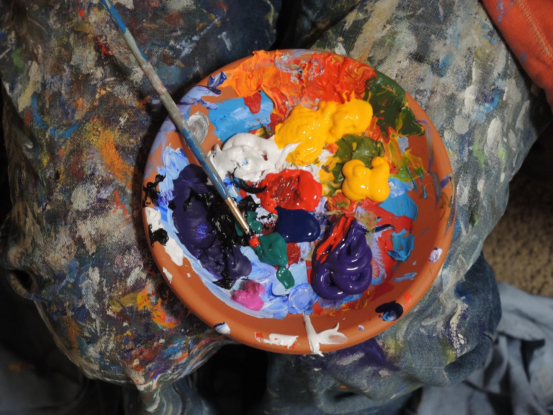 VALERIE BRAND artiste peintre