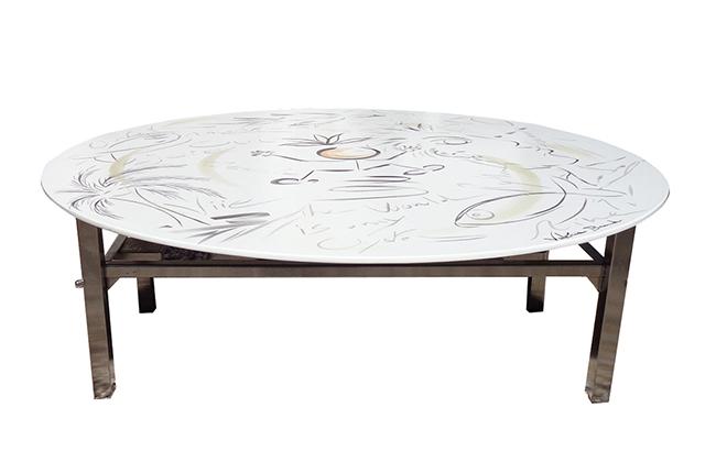 Mobilier design Décoration Table basse 'Sur la terre'
