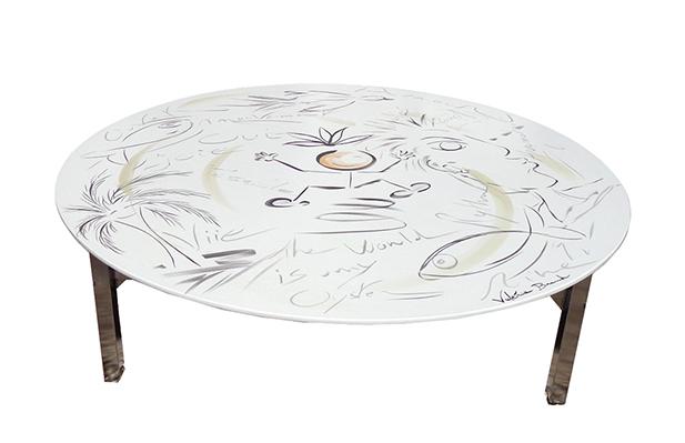 Mobiliers design Décoration Table basse 'Sur la terre'