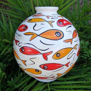 Red fish B 180