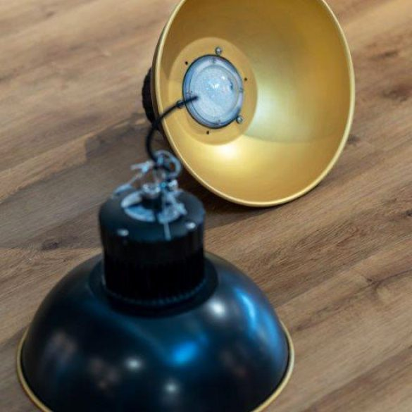 Lampe cloche 'Simple chic'