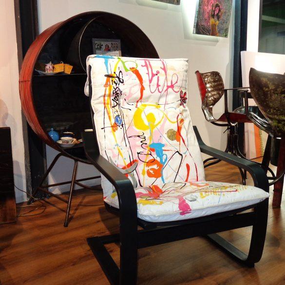 Fauteuil 'Art life'