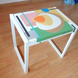 Mobilier Design Recyclage 'Darling'