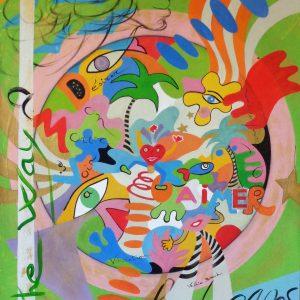 'The way of dreams' Tableau Design