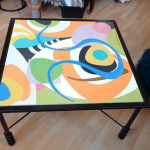 'Voyage intérieur' Table basse Design Mobilier