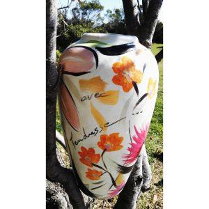 'Nouvelle saison' Vase Design Céramique